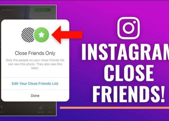 instagram close friends